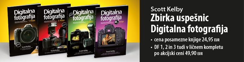 Digitalna fotografija 1, 2, 3, 4